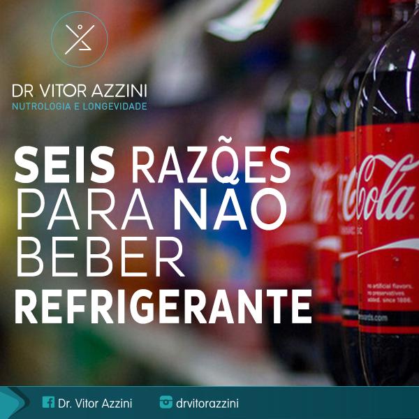 6 Razões Para Não Beber Refrigerante