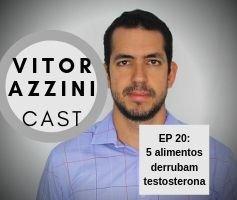 5 Alimentos Que Derrubam Sua Testosterona
