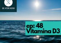 Epidemia na Deficiência de Vitamina D3 | Dra. Natascha Beker
