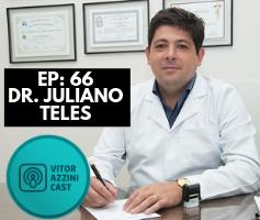 Dr. Juliano Teles | Exame de B-Dort, Intestino Preso, Jejum e Hemorróidas