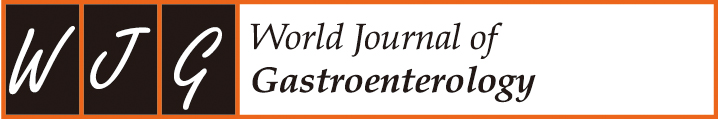 World Journal of Gastroenterology que fala sobre constipação intestinal