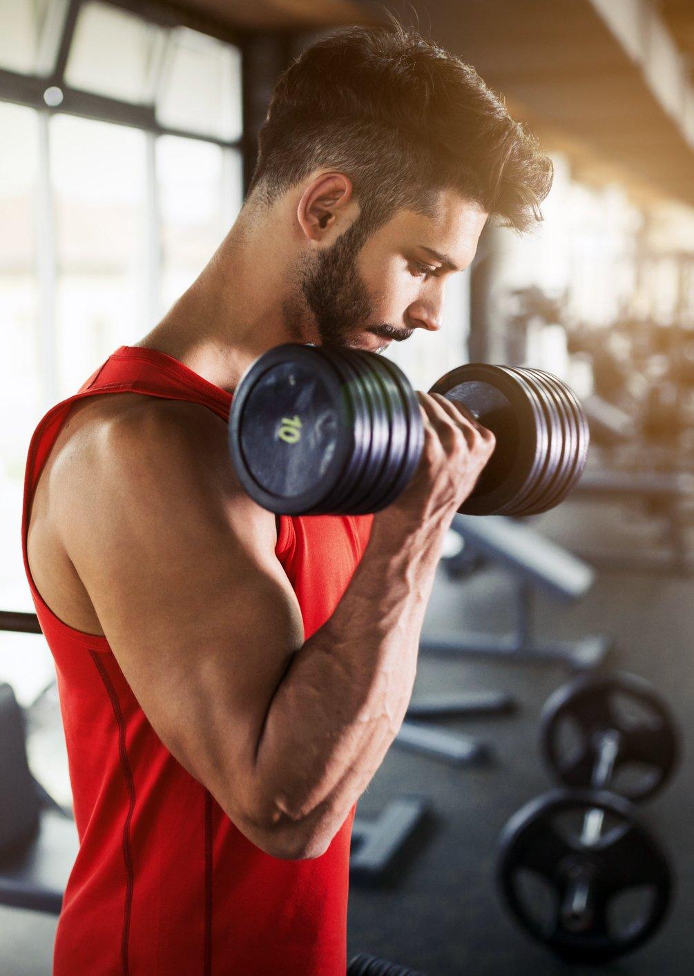 Musculação para regular a Testosterona