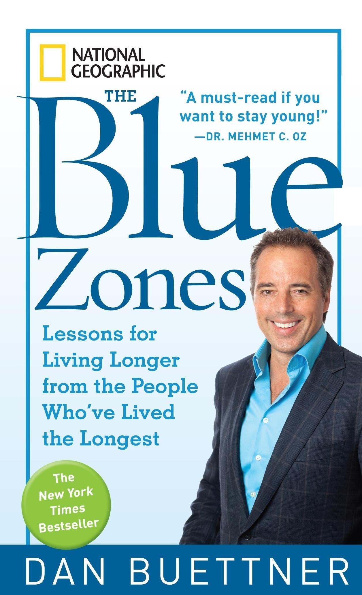 Livro Blue Zones