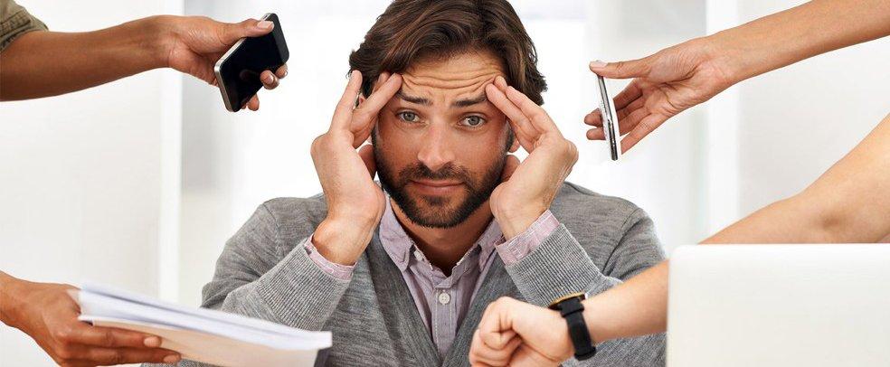 Controle do estresse